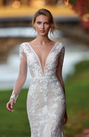 Abito da Sposa a Sirena Nicole2021